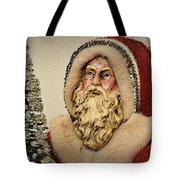 19th Century Santa Claus Tote Bag