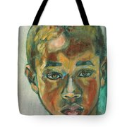 1st Day At School Tote Bag