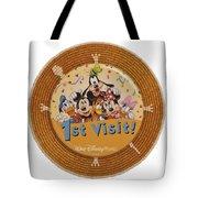 1st Visit 2012 Tote Bag by Douglas K Limon
