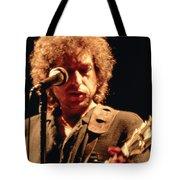Bob Dylan '79 Tote Bag