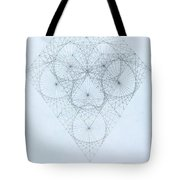 Diamond Quanta Tote Bag