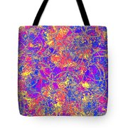 0147 Abstract Thought Tote Bag