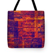 0171 Abstract Thought Tote Bag