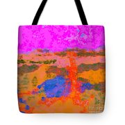 0173 Abstract Thought Tote Bag