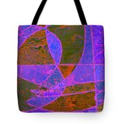 0188 Abstract Thought Tote Bag