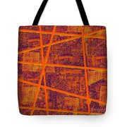 0191 Abstract Thought Tote Bag
