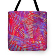 0218 Abstract Thought Tote Bag