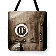 1913 Isotta Fraschini Tipo Im Emblem Tote Bag