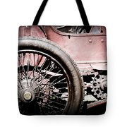 1913 Isotta Fraschini Tipo Im Wheel Tote Bag