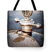 1922 Studebaker Touring Hood Ornament Tote Bag