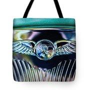 1933 Pontiac Emblem Tote Bag