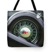 1933 Pontiac Tote Bag