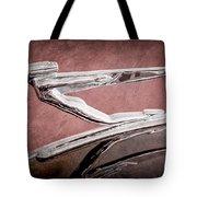 1936 Auburn Speedster Replica Hood Ornament Tote Bag