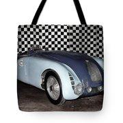 1936 Bugatti 57g Tank Tote Bag
