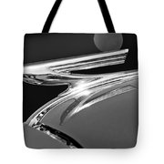 1937 Chevrolet Hood Ornament Tote Bag