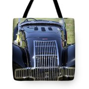 1947 Allard K1 Roadster Tote Bag
