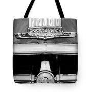 1950 Pontiac Grille Emblem Tote Bag