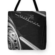 1951 Ford Crestliner Emblem - Wheel Tote Bag by Jill Reger