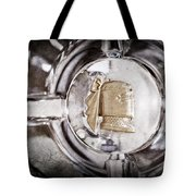 1951 Mercury Custom Emblem Tote Bag