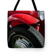 1952 Frazer-nash Le Mans Replica Mkii Competition Model Tire Emblem Tote Bag