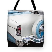 1956 Chevrolet Bel Air Convertible Tote Bag