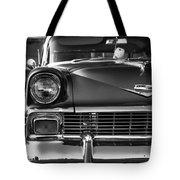 1956 Chevy Bel Air Tote Bag