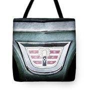 1956 Dodge Emblem Tote Bag