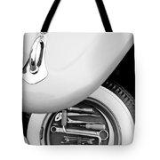 1956 Volkswagen Vw Bug Tool Kit Tote Bag