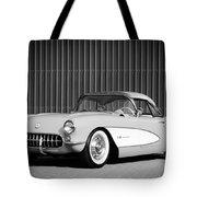 1957 Chevrolet Corvette Tote Bag