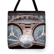 1959 Buick Lesabre Steering Wheel Tote Bag
