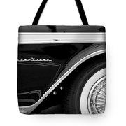 1959 Desoto Adventurer Convertible Wheel Tote Bag