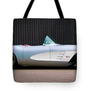 1960 Chevrolet Corvette Tote Bag