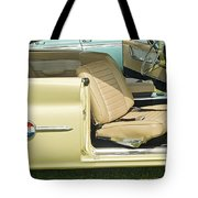 1960 Chrysler 300-f Muscle Car Tote Bag