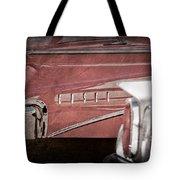 1960 Edsel Taillight Tote Bag