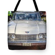 1960 Ford Starliner Tote Bag