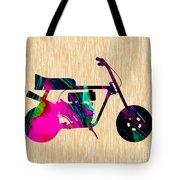 1960s Mini Bike Tote Bag