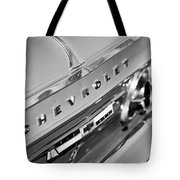 1964 Chevrolet Impala Taillights And Emblems Tote Bag