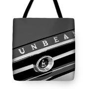 1965 Sunbeam Tiger Grille Emblem Tote Bag