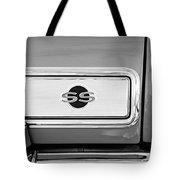 1966 Chevrolet II Ss L79 Taillight Emblem Tote Bag