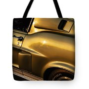 1968 Ford Mustang Shelby Gt 350 Tote Bag