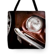 1969 Ford Mustang Mach 1 Front End Tote Bag