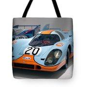 1970 Porsche 917 Kh Coupe Tote Bag