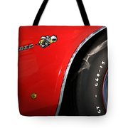 1971 Dodge Charger Super Bee Tote Bag