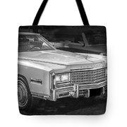 1978 Cadillac Eldorado Tote Bag