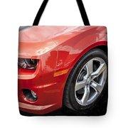 2012 Chevy Camaro Ss  Tote Bag