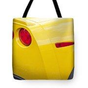 2013 Chevy Corvette Zr1 Tote Bag
