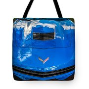 2014 Chevrolet Corvette C7   Tote Bag