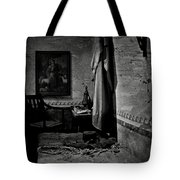 A Cell In Santa Barbara Mission Tote Bag