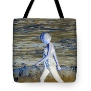 A Chance Of Something Tote Bag