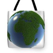 A Greener Earth Tote Bag